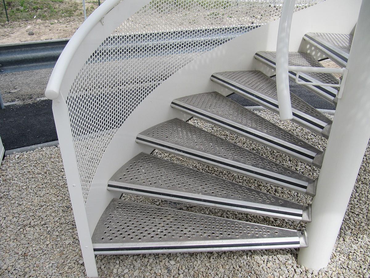Escalier Métallique Morbihan 56