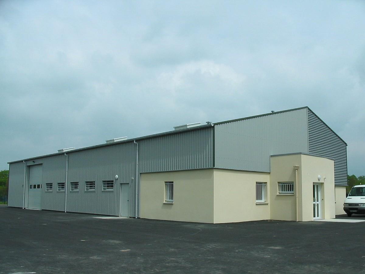 Bâtiment Public Morbihan 56