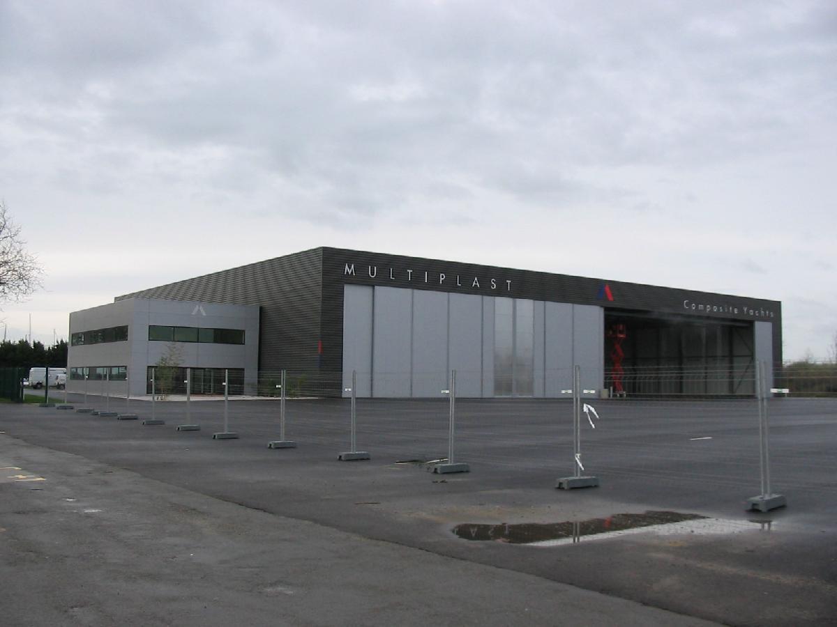 Bâtiment Naval Morbihan 56