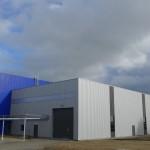 Bardage metallique à Trignac Loire Atlantique 44