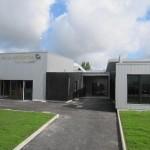 Bâtiment métallique à Lorient , Morbihan 56