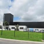 Bâtiments métalliques à Theix, Morbihan 56