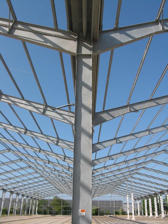 Charpente Metallique Loire Atlantique 44